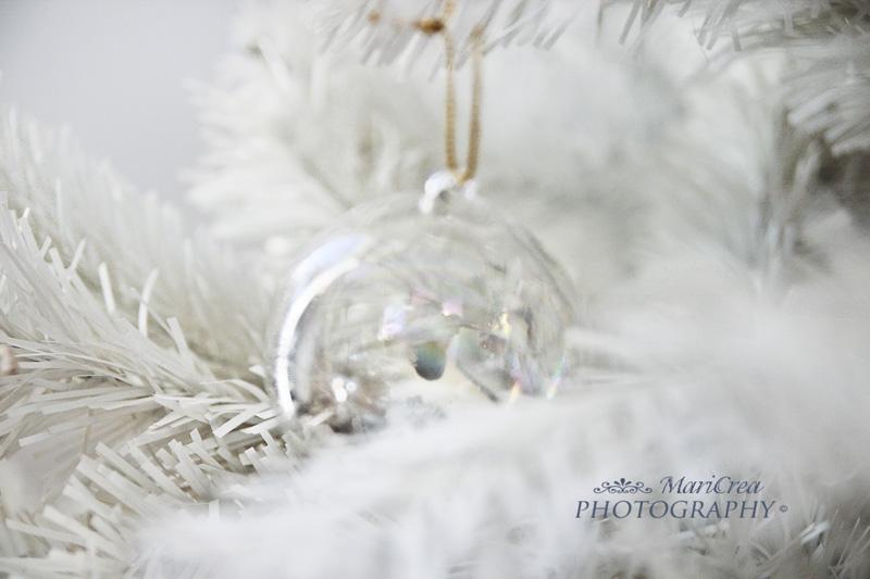 Natale-pallina di vetro