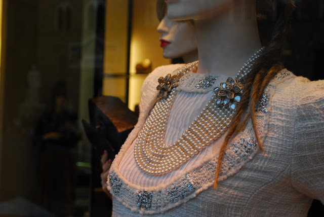 Chanel in Florenz, Italien
