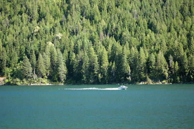 Lake Pend Oreille boating