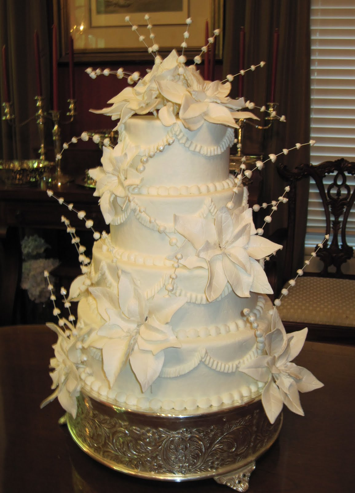 Heather s Cakes and Confections December 2011