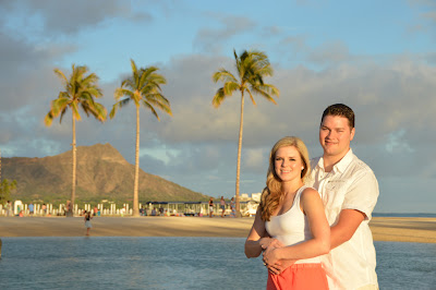 Hawaiian Honeymoon