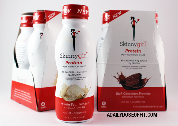 What you need to know about protein, plus...a Skinnygirl protein shake review.