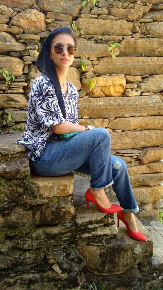 Conheça a Blogueira