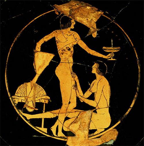 Секс для греков