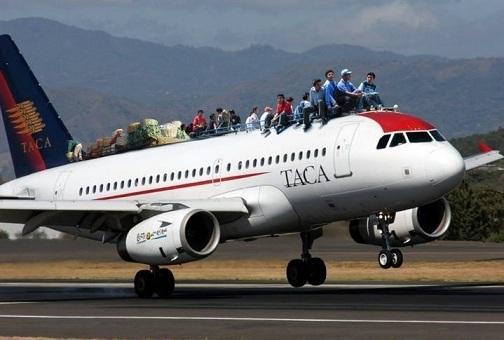 Passenger Overloading