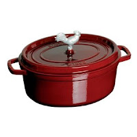 Staub Coq Au Vin Enamel Cocotte