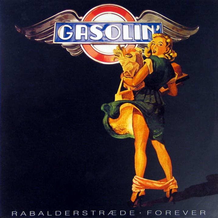 Gasolin: Rabalderstræde Forever (cover)