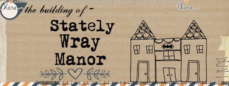 Stately Wray Manor