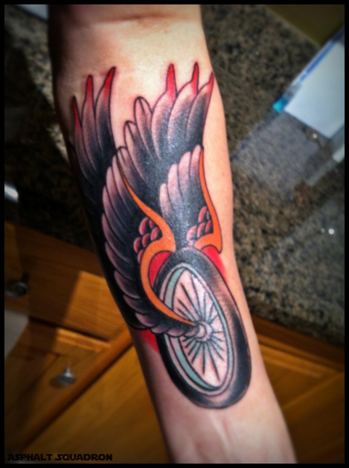 Asphalt squadron scumbag scott at 6th street tattoo for South street tattoo