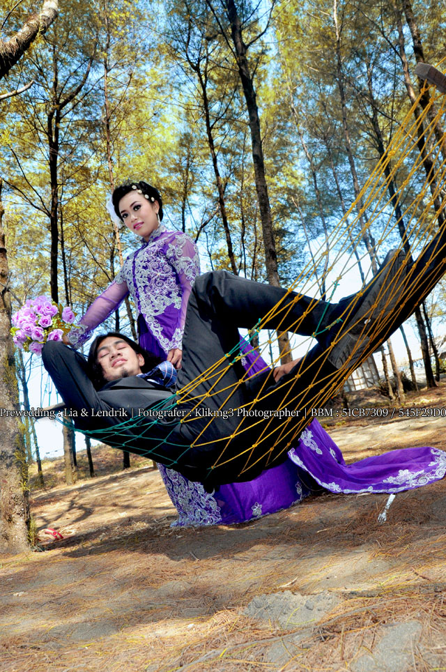 Prewedding : Lia & Lendrik || Fotografer : Klikmg3 ( Fotografer Purwokerto )