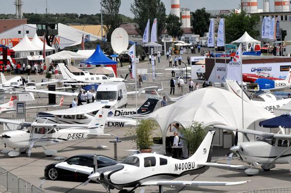 ILA - ベルリン国際航空宇宙ショー