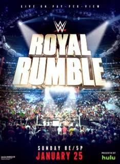 Image — Royal Rumble 2015 Official Poster Firstlook
