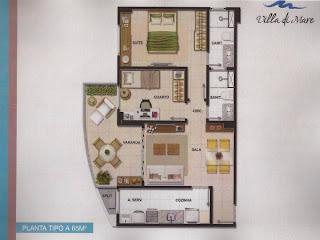 Villa Di Mare - Tipo 65m²