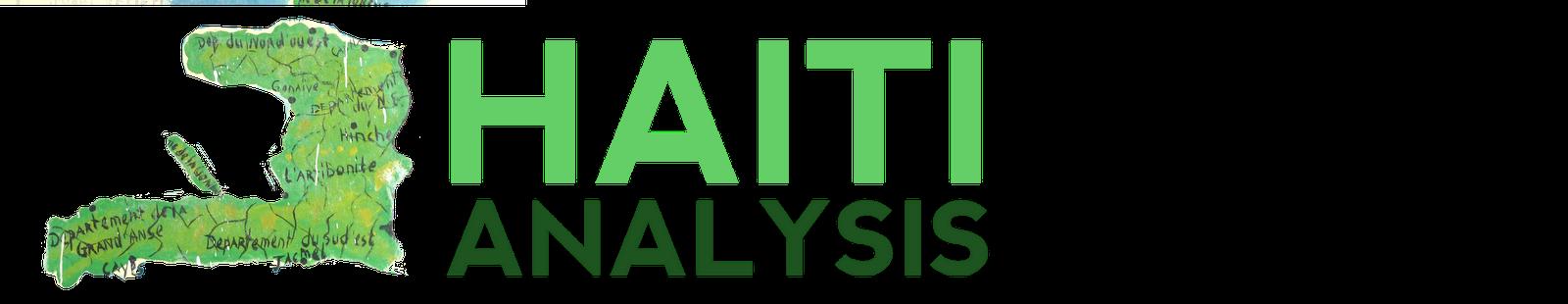 HaitiAnalysis