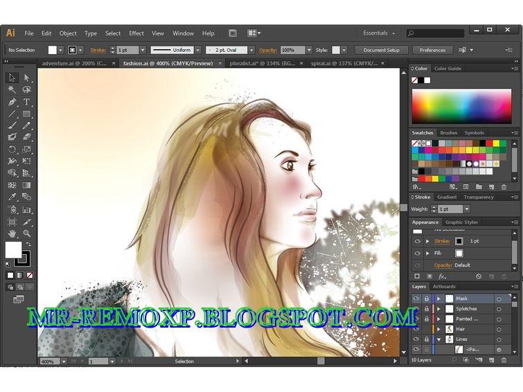 download adobe illustrator cs6 full crack