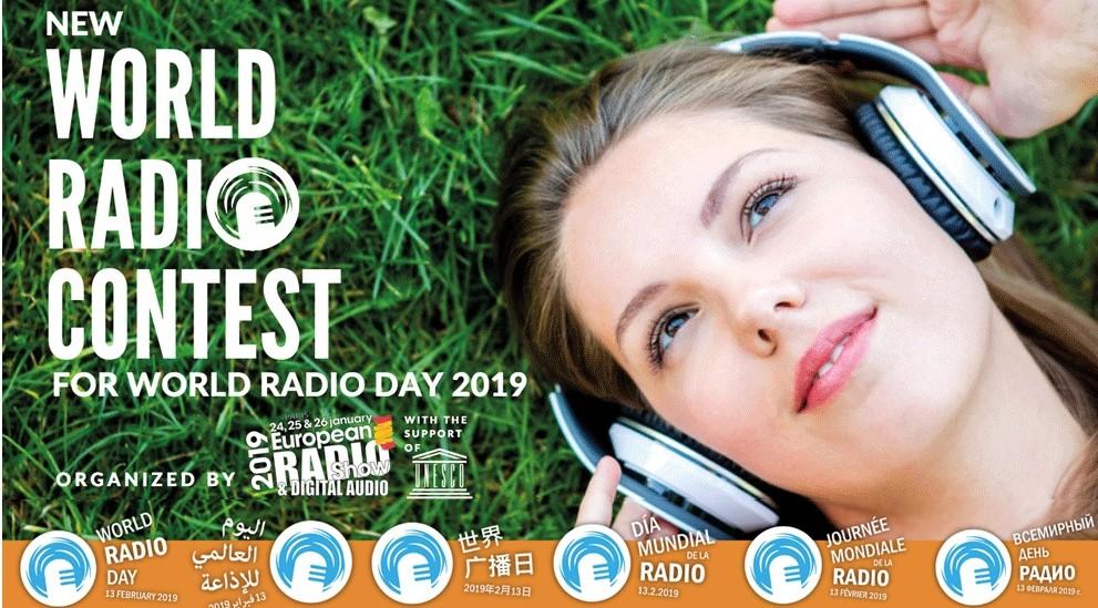 CONCURSO DE RADIO PARA EL DÍA MUNDIAL