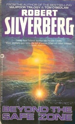 Robert Silverberg Beyond the Safe Zone cover