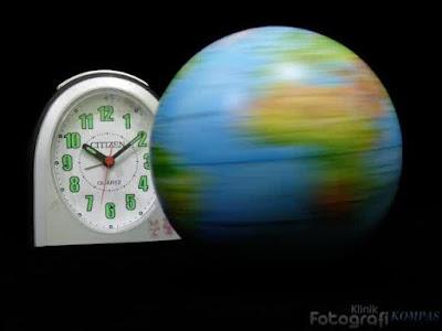 Waktu di Bumi Akan Bertambah 1 Detik www.guntara.com