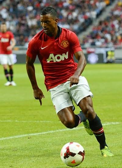 Luis Nani Manchester United Transfer Inter Milan 2014
