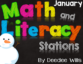 Math and Literacy-January