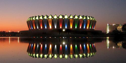 Hampton Coliseum Hampton Virginia