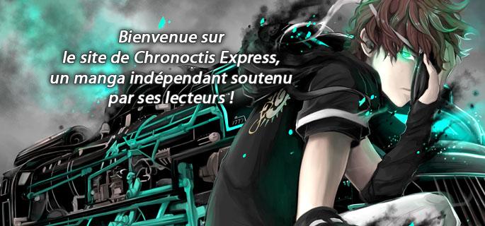 Bienvenue sur le site de Chronoctis Express !