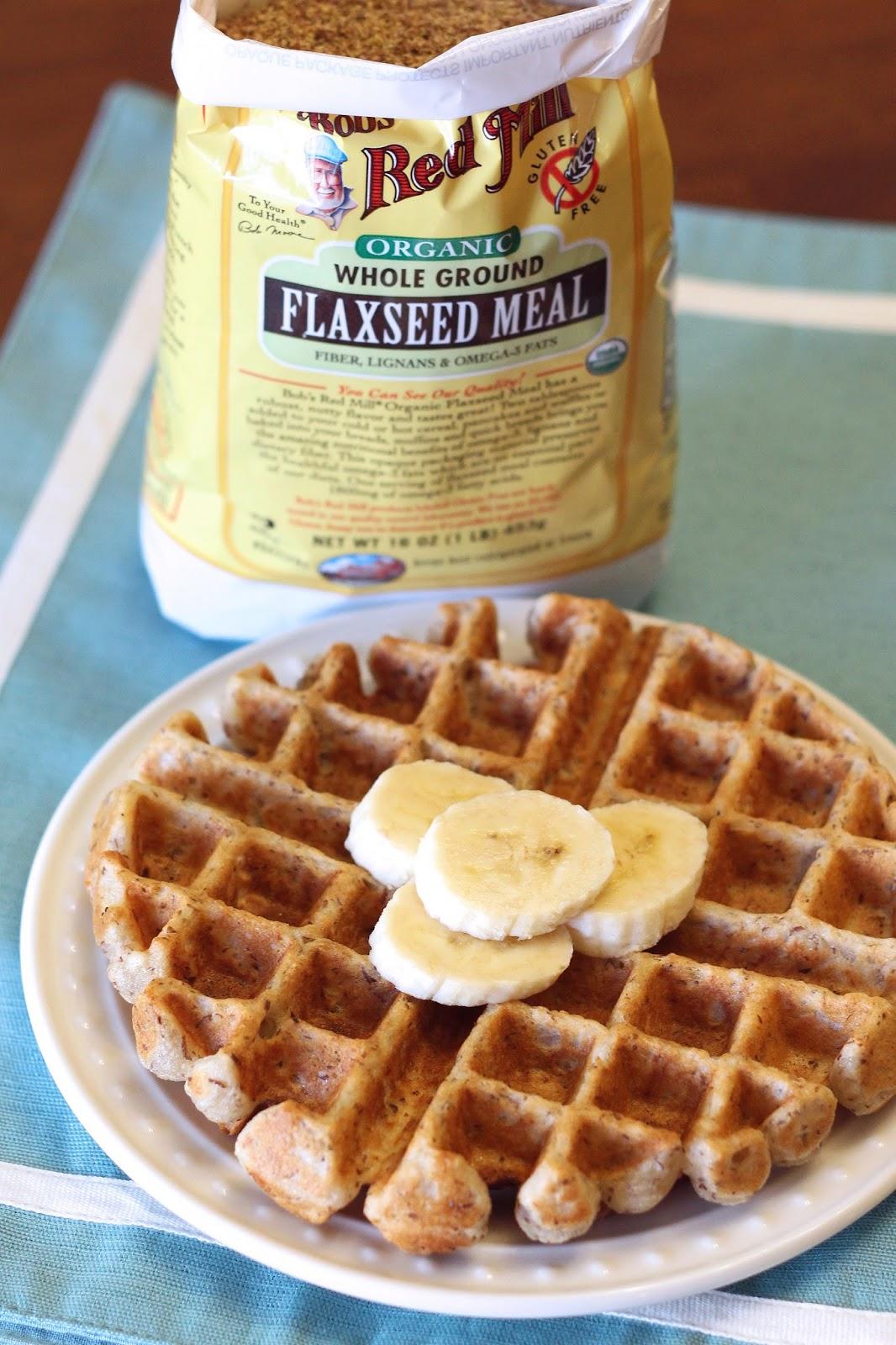 gluten free vegan multigrain waffles - Sarah Bakes Gluten Free