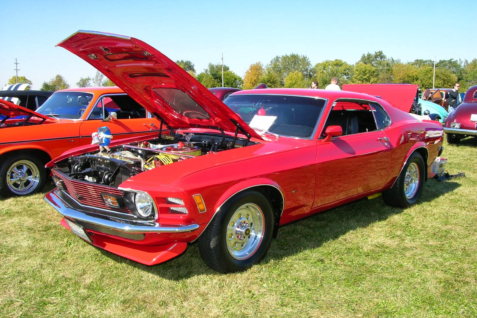 51 years ford mustang timeline 1965 2015 what 39 s hot folks. Black Bedroom Furniture Sets. Home Design Ideas