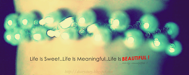 'LIFE IS BEAUTIFUL' BY -HANNAJEFFREE-