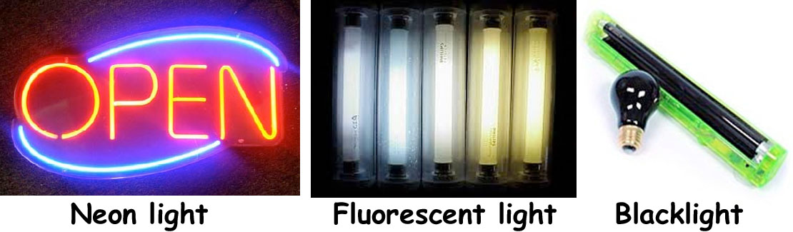 Paintertainment: Neon, Fluorescent, UV, Dayglow...What Does It All ...
