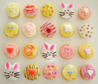 Easter Cupcakes Decorating Ideas