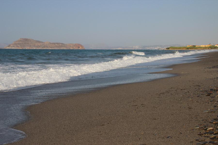 Ήλιος, θάλασσα, Ελλάδα, Κρήτη, Χανιά, Πύργος Ψηλονέρου