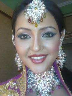 Megha Ghosh real life image3