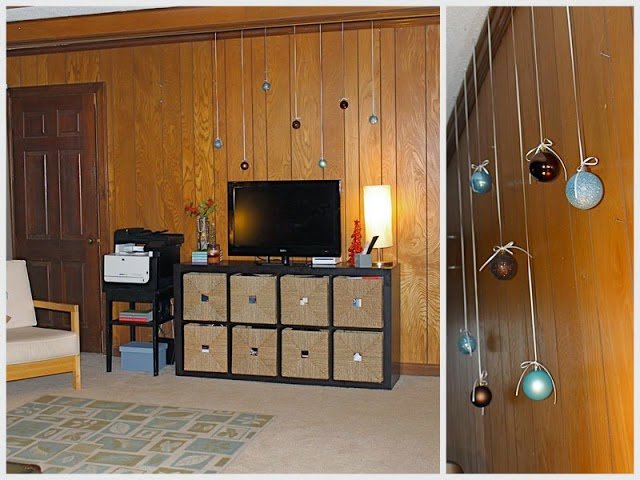 The via colony another transformation of the wood Wood paneling transformation