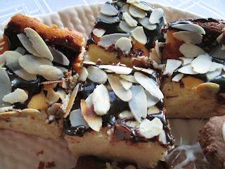 http://czterylewerecewkuchni.blogspot.com/2012/12/sernik-z-rodzynkami-polewa-czekoladowa.html