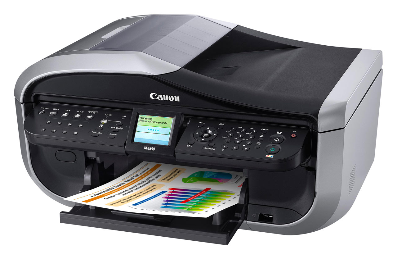 Canon Pixma MX850 Service & Repair Manual + Parts Catalog