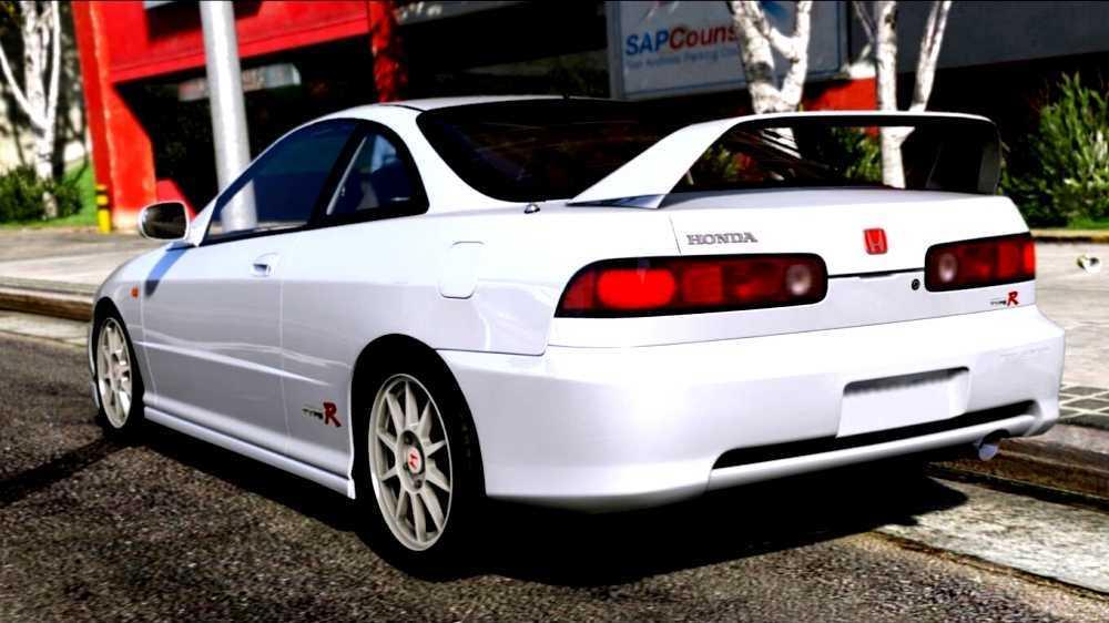 1996 honda integra type r 0-60