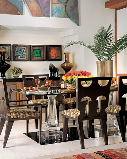 New Home Designs Latest October 2011: New Home Interior Design: Cecil Hayes