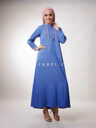 Model Busana Muslim Gamis Terbaru