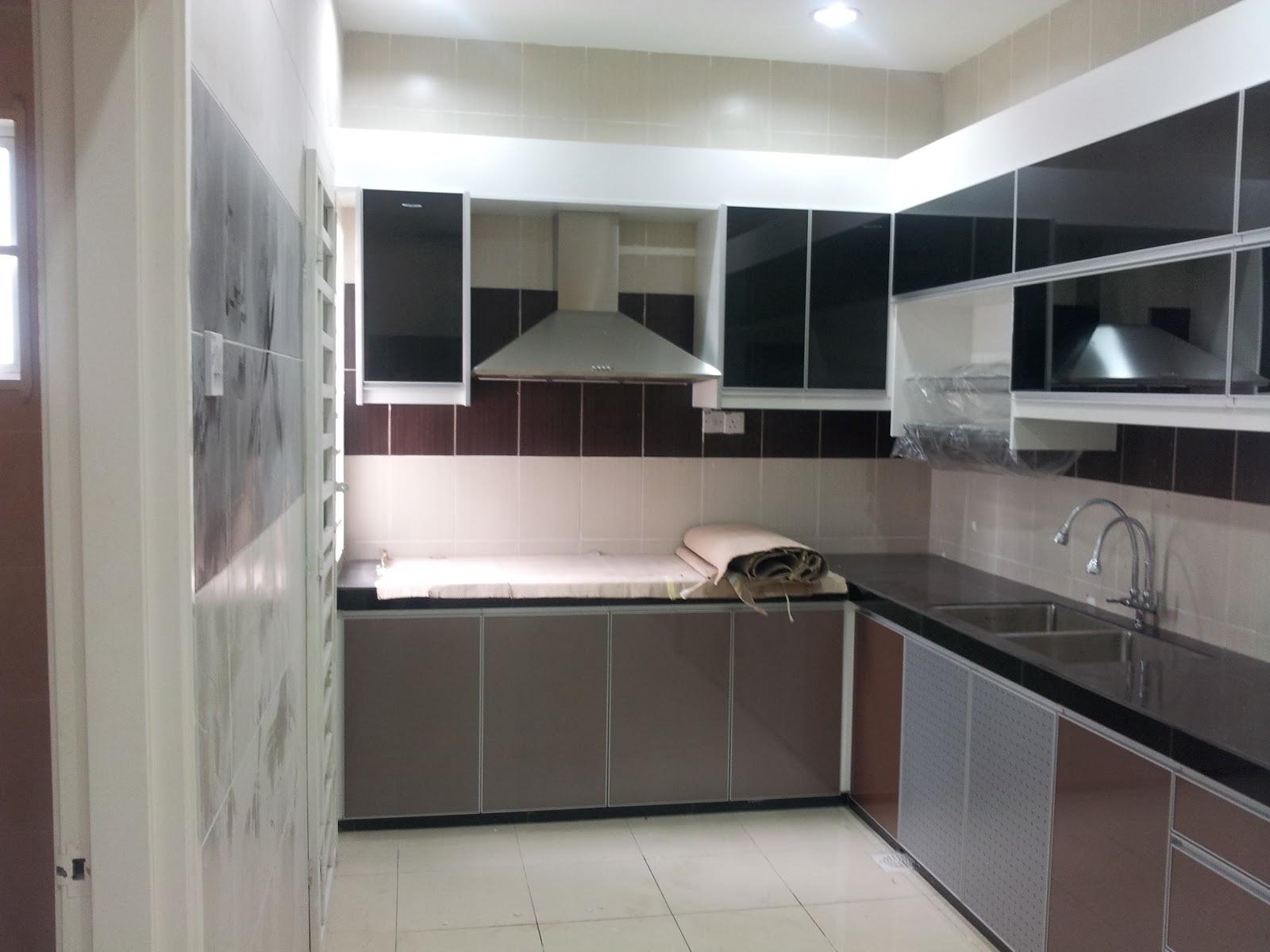 A b a h a h m a d kitchen cabinet murah part 2 for Kitchen cabinet murah 2016