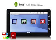 Eximus Android 2.1 Tablet 7 Inch Touchscreen WiFi + Camera