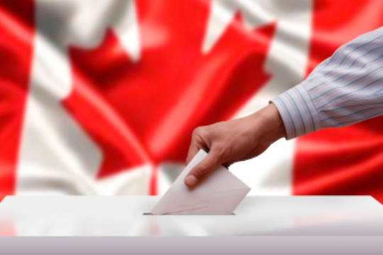 the canadian no vote Canadian election laws & policies  the right to vote has expanded enormously since the first election held after confederation when the first canadian election .