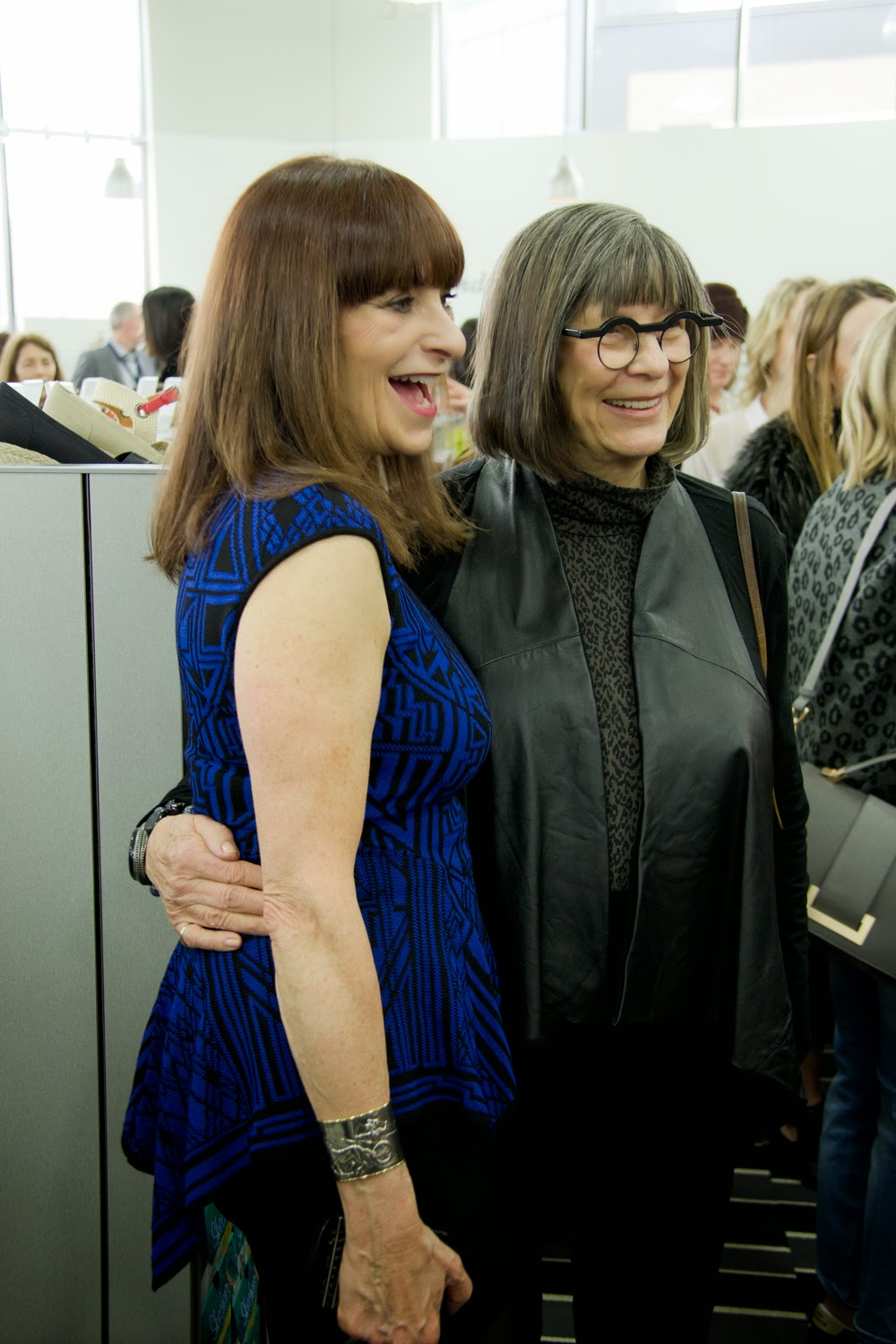 Media-Event, Jeanne-Beker, The-Shoe-Company