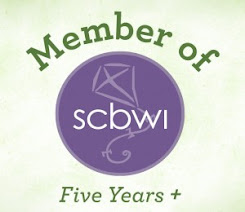 I'm a proud member of SCBWI