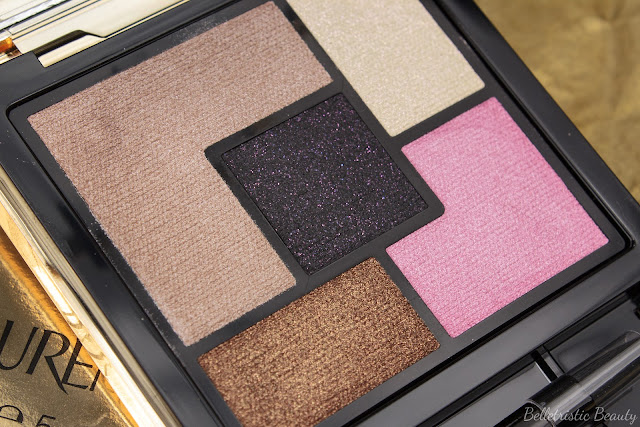 Yves Saint Laurent YSL Ombres de Jour Couture Palette Collector 5 Colors Ready To Wear Eyeshadow Desir de Jour Collection Spring 2015