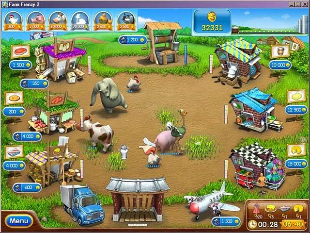 farm frenzy2 gambar2