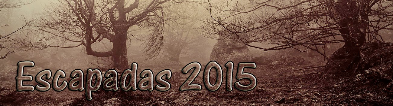 Escapadas 2015