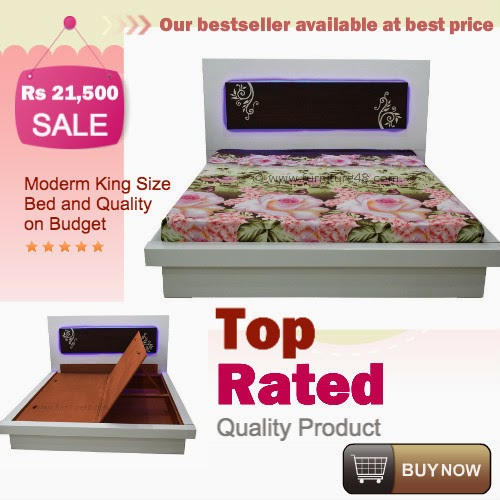 Novely bed from Furniture48.com