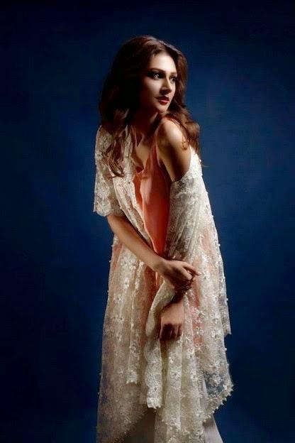 Maheen Kareem Eid Dress Collection 2014