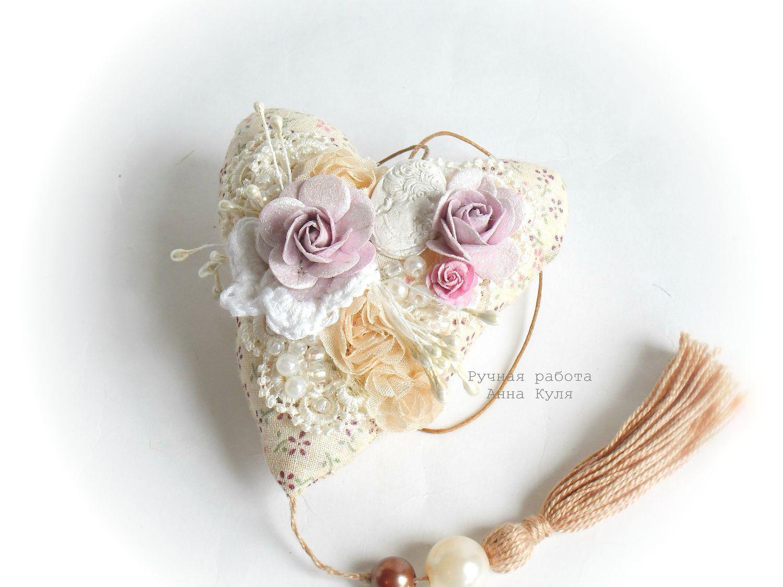 такнь, цветы, скрапбукинг